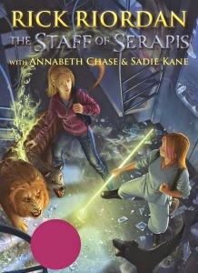 Kane - The Staff of Serapis